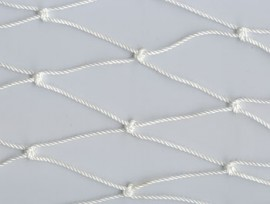Guard Rail Netting- 70cm wide sold by the linier metre closed